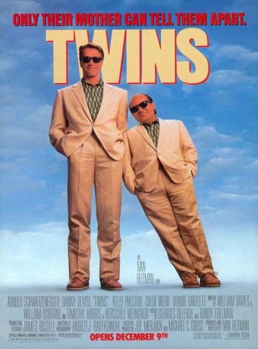 Близнецы / Twins (1988) HDTV 1080i