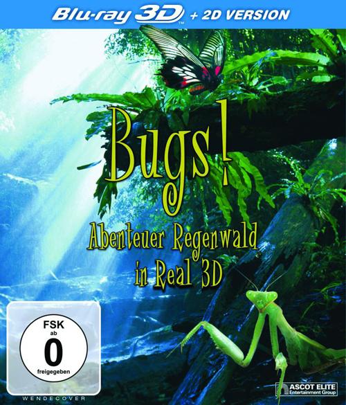 Букашки! / Bugs! (2003) BDRip 1080p   3D