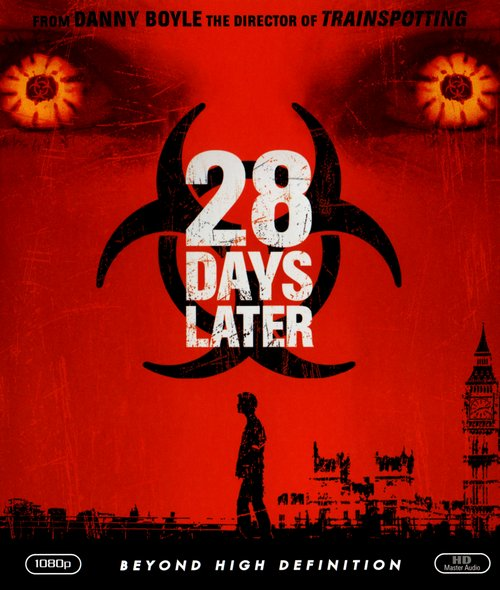 28 дней спустя / 28 Days Later (2002) BDRip 720p