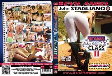 Урок По Растяжке От Buttman 11 / Buttman's Stretch Class 11 (John Stagliano / Evil Angel) (2012) WEB-DL 720р