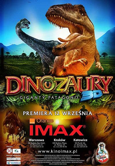Динозавры: Гиганты Патагонии / Dinosaurs: Giants of Patagonia (2007) BDRip 1080p   3D-Video